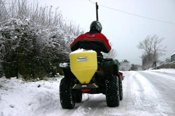Snø og vinter utstyr