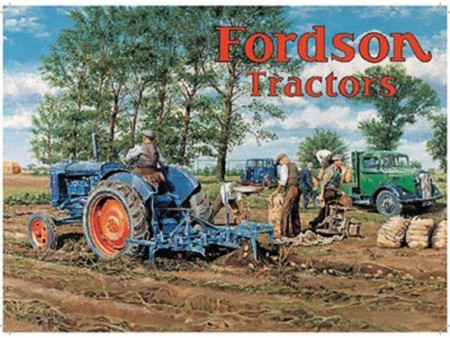 """Fordson Tractors"""