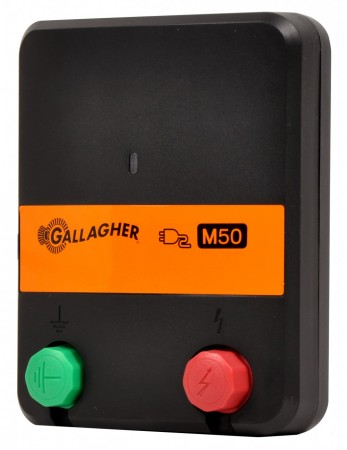 Gallagher Gjerdeapparat M50 - 230V/0,6J
