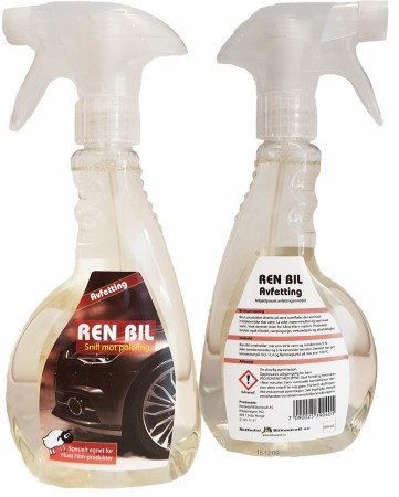 Ren Bil sprayflaske - 500ml